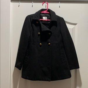 Little Girls Pea Coat